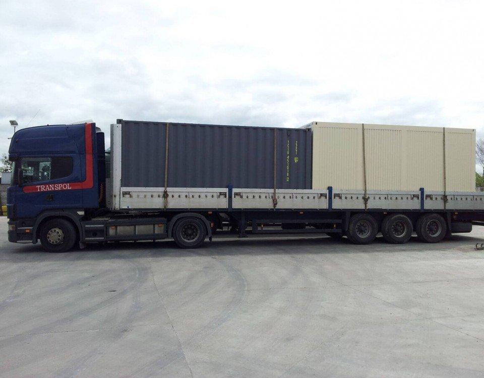 transport dłużycy Gdańsk