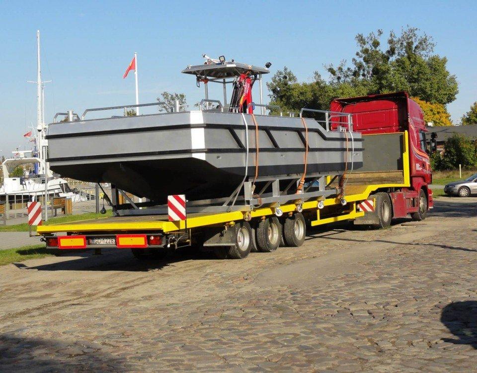 transport gdansk niskopodwoziowy