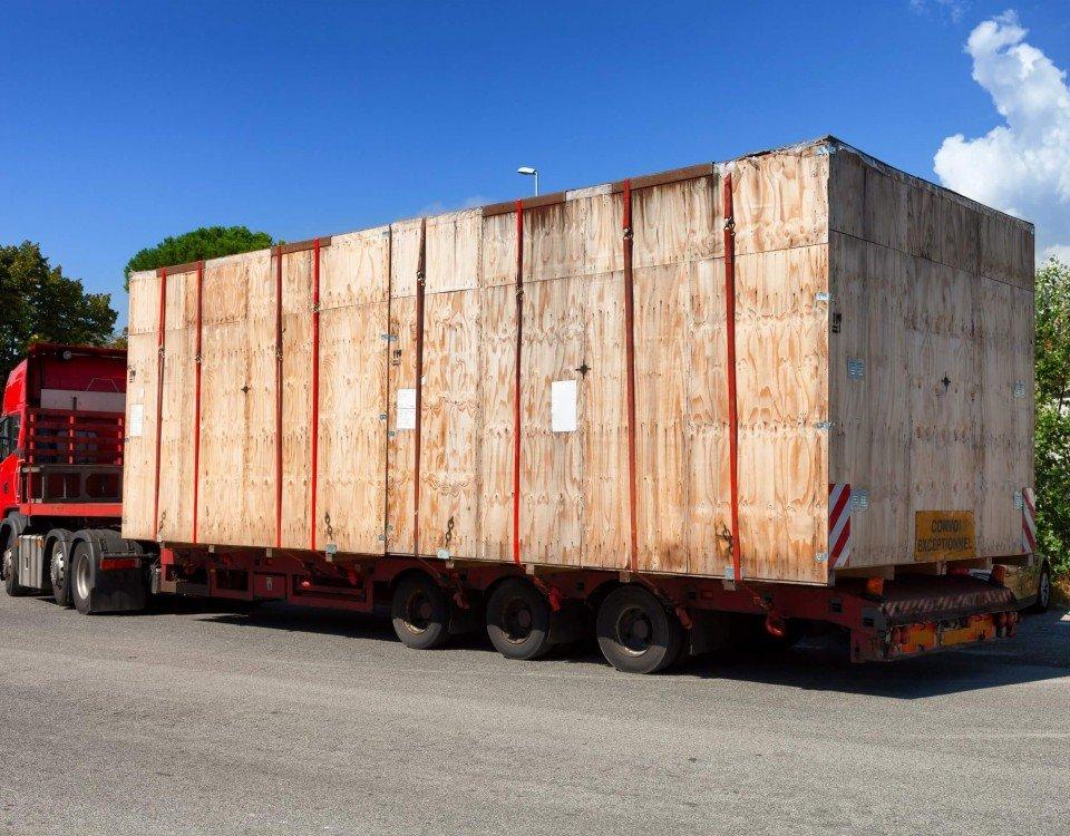 uslugi transportu niskopodwoziowego